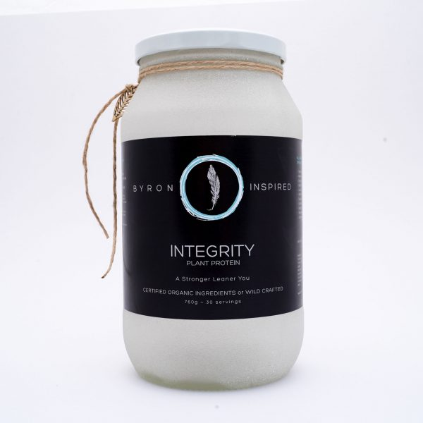 Wild crafted plant based power australia